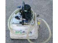 Norstrom proflush central heating flush system