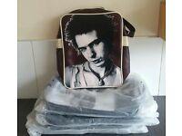 New Pistols and Ramones bags