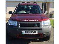 Landrover freelander td4 2001