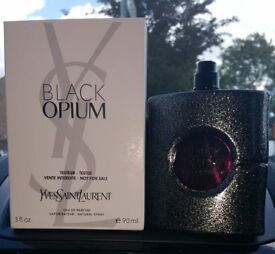 ***!!!FREE DELIVERY!!!*** NEW YSL BLACK OPIUM: WOMEN'S, 100ML, EDP