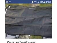 Caravan front cover