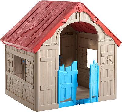 Wonderfold Spielhaus für Kinder von Keter