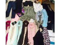 Wardrobe clearance ladies clothes size 8