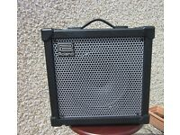 Roland guitar amp CUBE 80XL - as new