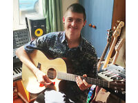 Guitar Tuition in Brighton (teacher / tutor / lessons)