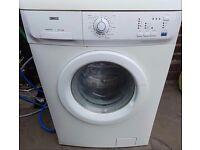 Modern zanussi washing machine