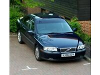 For sale for parts Volvo S80, £150 (MOT failure due to ECU faulty hence ABS light always on).