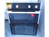 COOKE AND LEWIS 72 cm BUILT UNDER ELECTRIC DOUBLE OVEN. MODEL:- DUOV72CL.