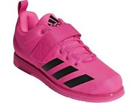 a647d1858a2d Adidas Weightlifting Shoes Powerlift 4.0 - Pink UK 8.5   EU 42