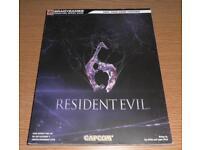 BradyGames Resident Evil 6 Guide Book