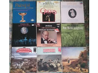 #6 - Pack of 10 vinyl records. Golden Opera, Tchaikoivsky, Dvorak, Rameau, and the others