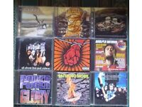16 Heavy Rock CDs