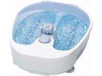 LOOKING FOR A FOOT SPA