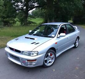 1996 Subaru Impreza WRX STI Version 3 Turbo JDM Import 88k MOT'd No Rust