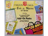 Carlton Cards Art & More Store - Add-On Pack, CD-ROM