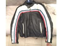 Frank Thomas Men Jacket - Cafe Racer 46uk