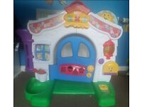 Littlew tikes learning house