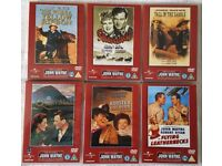 JOHN WAYNE DVD Bundle ** £2.50 FOR ALL **