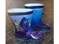 Finding dory kids wellingtons