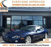 2003 Jaguar XKR V8/Convertible/Heated Seats