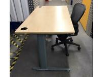 FREE DELIVERY Electric Sit and Stand desk/ Height Adjustable/Motorised