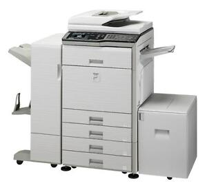 Sharp MX-3100N 3100N Color All-in-one Photocopier Copier Printer Scanner - BUY or LEASE Office Copiers Printers Scanners