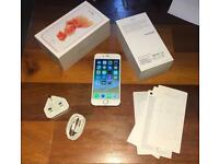 iPhone 6s white/ Rose Gold 64GB Unlocked