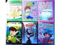 BUNDLE OF CHILDREN'S DVD'S (13)