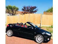 Peugeot convertible 11 Months MOT!!