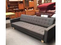 ** NEVER USED BUTTON BACK SETTEE ** CAN DELIVER **