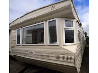 Static Caravan for Sale- Double Glazed Central Heated- Suitable for Living