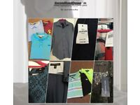 Men's Sorted Second Hand Clothes & Shoes