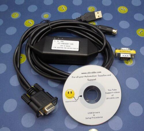 Delta HMI & PLC Programming Cable UC-PRG020-12A DVP series