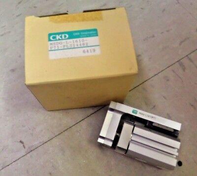 Ckd Corporation Cylinder Msdg-l-1610-p71-fl314482 Msdg-l1610p71 Fl314482 New