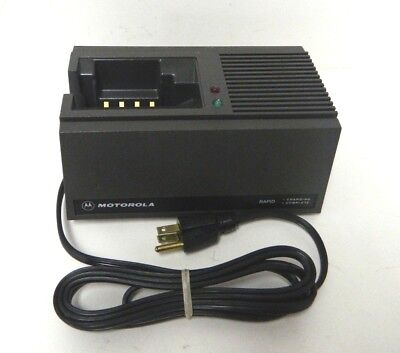 Motorola Nln8858 Single Unit Battery Charger For Mx300 Series