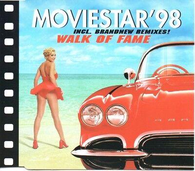 Maxi-CD: Moviestar '98 - Walk of Fame