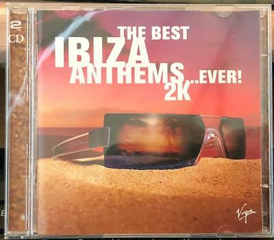 The Best Ibiza Anthems Ever...2K 2000 various artists 2 x (The Best Ibiza Anthems Ever)