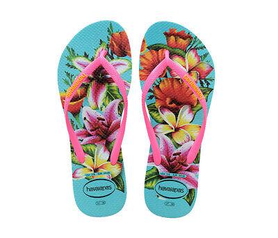 Havaianas Slim Floral Womens Sandal