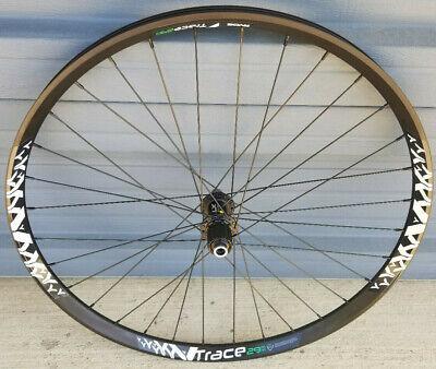 27.5 Ryde Trace 29 offset disc bike wheel rear only 142mm -12mm Shimano XT new