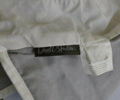 DWELL STUDIOS Crib Skirt Grey
