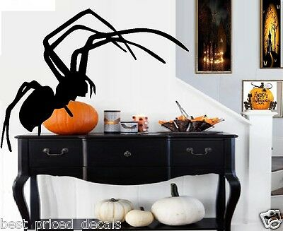 Spider LRG #2 ~  Halloween Wall or Window