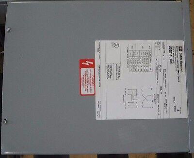 Cutler Hammer Dry Type Distribution Transformer 10kva S20k11s10n
