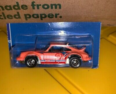 Super Rare Mattel Hot Wheels Porsche 911 Turbo Color Changers Color Racers