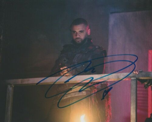 Jarod Joseph The 100 Autographed Signed 8x10 Photo COA 2019-1