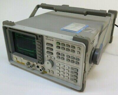 Agilent Hp 8591em Emc Spectrum Analyzer 9 Khz To 1.8 Ghz Opt. Uk6