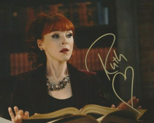 Ruth Connell Supernatural Autographed Signed 8x10 Photo COA 2019-2