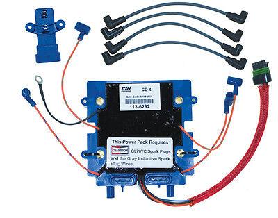 Johnson / Evinrude 90-175 Hp V4 Optical Ignition Kit - 113-6292K 1, 0586015