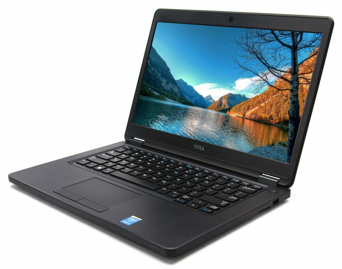 "Laptop Windows - Dell Latitude E5450 Laptop 14"" HD, Intel i5-5300U,8GB RAM,128GB SSD Windows 10"