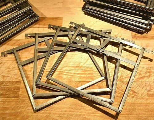 4 5X7 FILM HANGERS - SET OF 4 Stainless Steel Urell