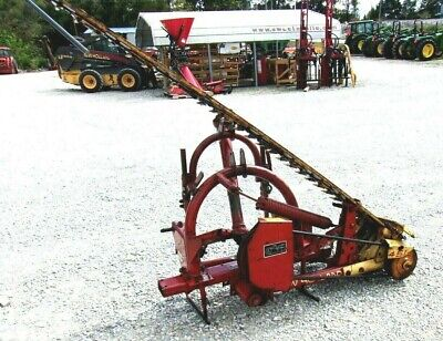 New Holland 7 Ft 451 Belt Type Sickle Mower Free 1000 Mile Delivery From Ky